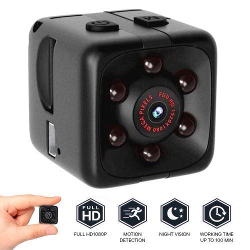 Mini caméra Full HD 1080P DV Action de sécurité Motion Cam Night Vision wedazano113