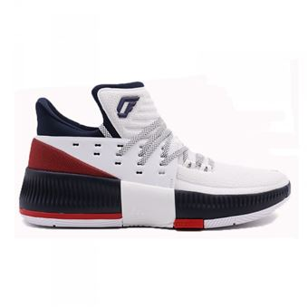 classic shoes the best attitude uk store Chaussures de Basketball adidas Dame 3 blanc navy pour homme Pointure - 47  1/3