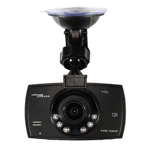 KKmoon 2.4 Pouces Ecran Dash Caméra Full HD Voiture Vidéo Enregistrement Audio 120 Degrés Angle Vue