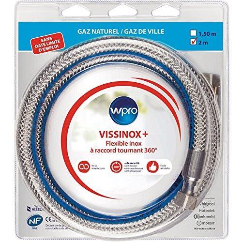 WPRO - Branchement gaz et electrique TNV 200 -