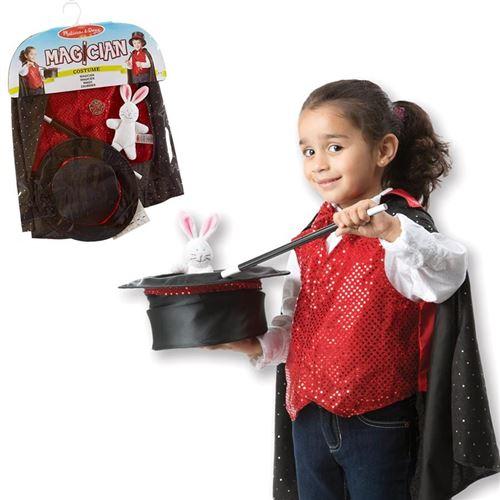 Costume De Magicien Pour Enfant
