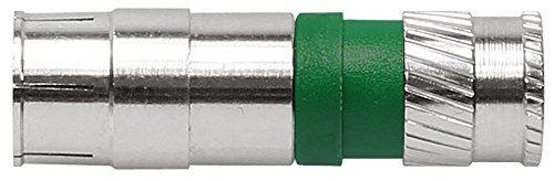 Axing CKS 7-48 axialement IEC Compression connecteurs (50 pièces)