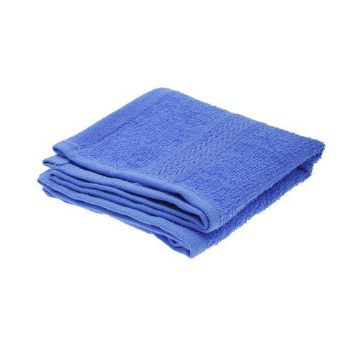 Serviette invité unie Jassz (30 x 50 cm) (Bleu royal) - UTBC550