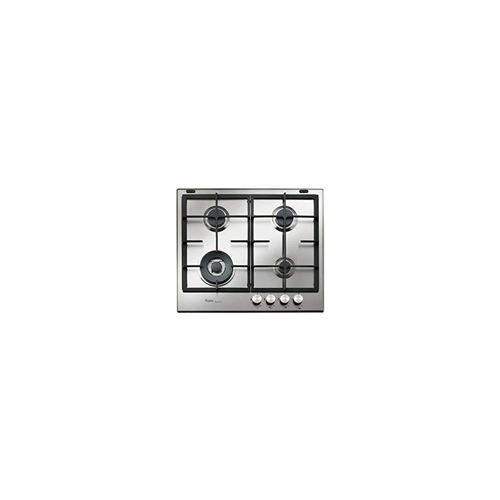 Whirlpool iXelium GMA 6422/IXL - Table de cuisson au gaz - 4 plaques de cuisson - Niche - largeur : 56 cm - profondeur : 48 cm - acier inoxydable
