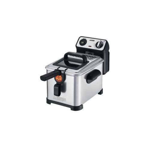 SEB Filtra Pro FR518100 - Friteuse - 4 litres - inox brossé