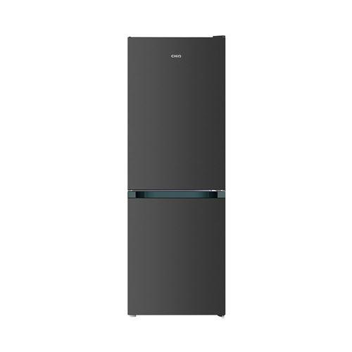 réfrigérateur congélateur bas FBM157L1 157L (109+48), low frost, l'acier inoxydable, portes réversibles, A+, 38 db, 12 ans de garantie sur le compresseur