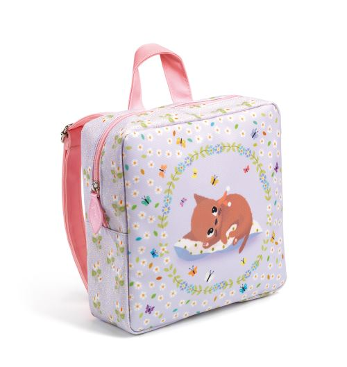 Sac à dos maternelle Chat Djeco