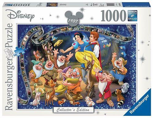 Puzzle 1000 pièces Disney Blanche Neige