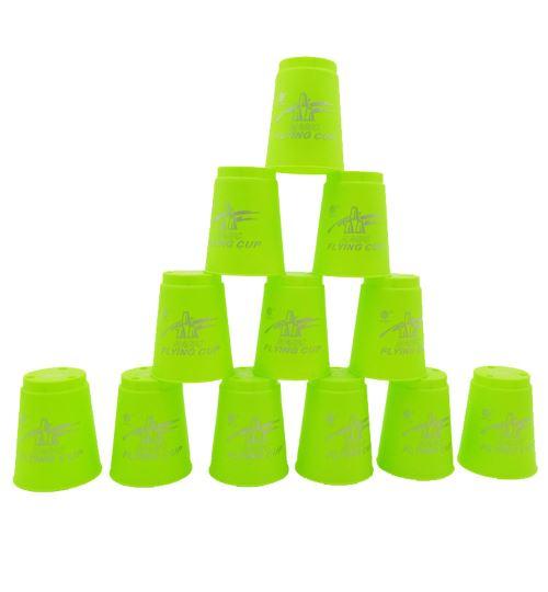 12pcs / set Magic Cup volant jeu en utilisant le sport de compétition Jouets GN