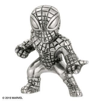 Mini Figura Royal Selangor Marvel Spider-Man