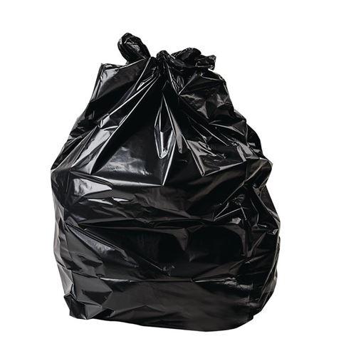 Sacs poubelles jantex 60-70l noirs