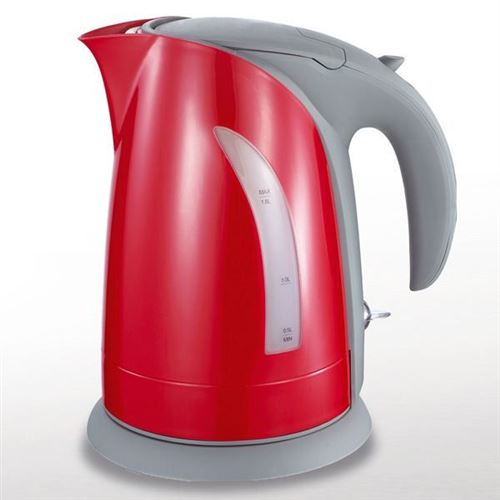 Winkel Bouilloire Sans Fil - 2200w - 1,8l - Sans Fil - Rouge