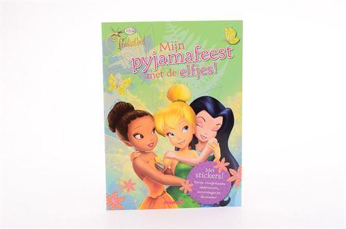 Soirée Walt Disney Tinker Bell avec invitations