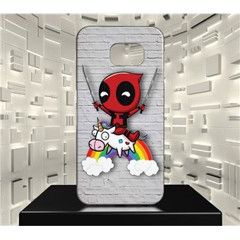 coque deadpool galaxy s6