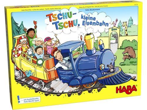 Haba Tschu enfant Tschu petite Eisenbahn (DU)
