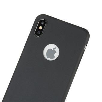 coque iphone xs logo apple