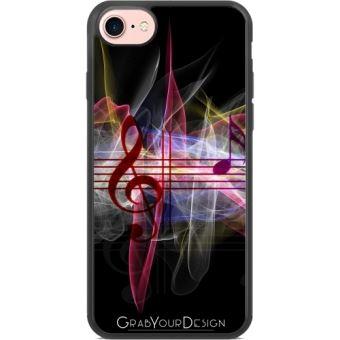 coque iphone 8 musique