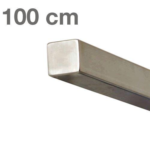 Main courante carrée 100 cm