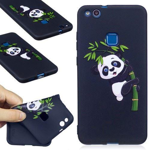 coque p10 huawei bambou
