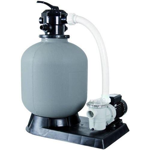 Kit de filtration Ubbink 400 pour piscine avec pompe TP 50 7504642
