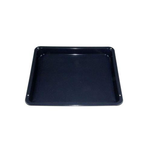 Leche frite gris/bleu 36x42,5x4 cm pour four aeg - electrolux - zanussi - 8337532