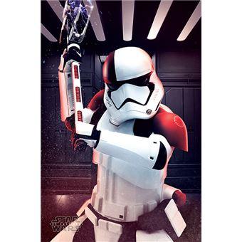 Star Wars - The Last Jedi / Executioner Trooper - 61x91,5 cm - AFFICHE / POSTER