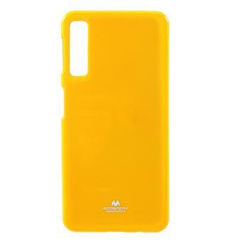 coque samsung a7 2018 jaune