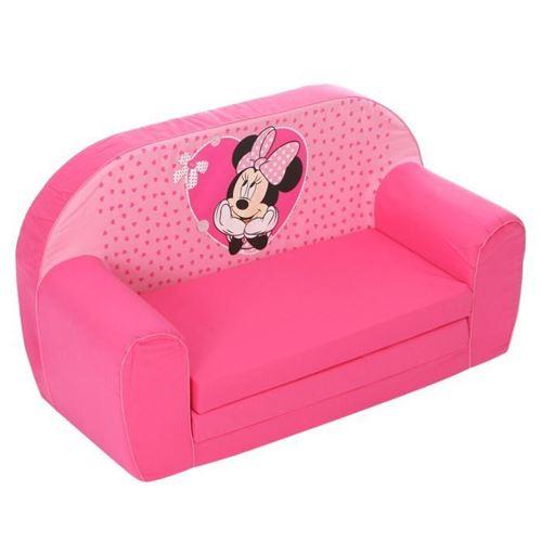 MINNIE Canape Mousse Sofa - Disney Baby