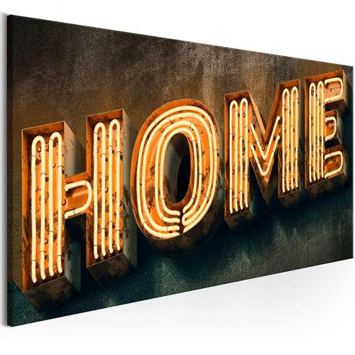 Tableau - Oldschool Neon - Décoration, image, art | 100x45 cm |