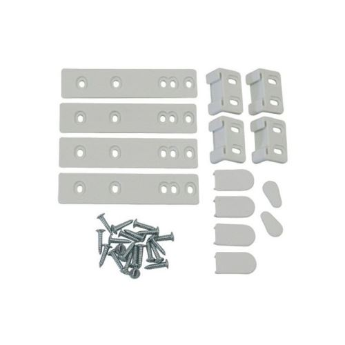 Kit de glissieres universel pour refrigerateur - 1109511