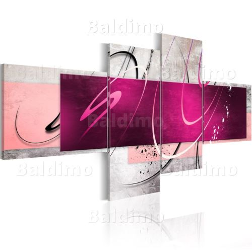 Tableau - Streamer .Taille : 200x90