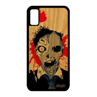 coque iphone x fantome