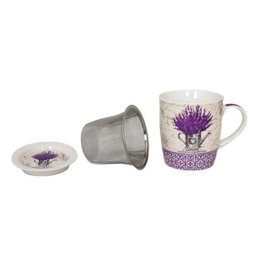 Mug Lavande avec infuseur