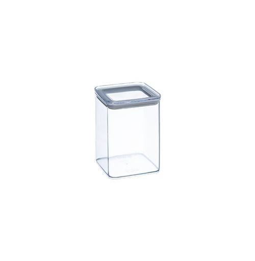 Boîte de Conservation Carrée Eske 1L Blanc
