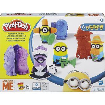 Play doh minions en folie avec 8 pots de pate a modeler - Pâte à modeler pour enfant - Achat ...