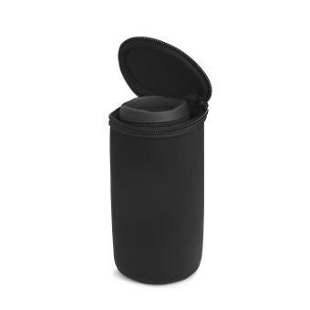 Enceinte Box Housse de protection pour JBL Flip 5 Enceinte Bluetooth Portable Housse de transport en silicone pour haut-parleur avec mousqueton Housse en silicone