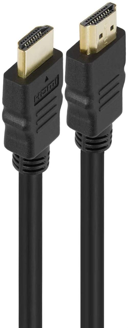 Ewent ew-130114 – 030-N-P Câble HDMI 1.4 High Speed avec ethernet a/a, Mâle/Mâle 3 m