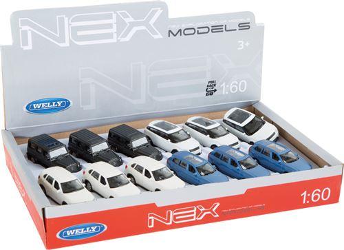 Présentoir Voitures Miniatures 4X4