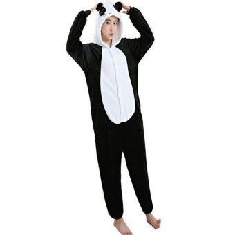 faire les courses pour comment acheter offres exclusives Kigurumi pyjama adulte panda, taille taille s - Déguisement ...