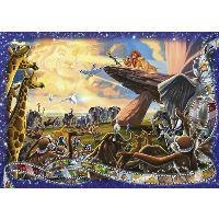Puzzle 1000 Pièces : Disney - Le Roi Lion, Ravensburger