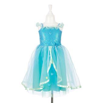 Deguisement Robe Bleue Carlotte 5 7 Ans Souza For Kids Deguisement Enfant Achat Prix Fnac