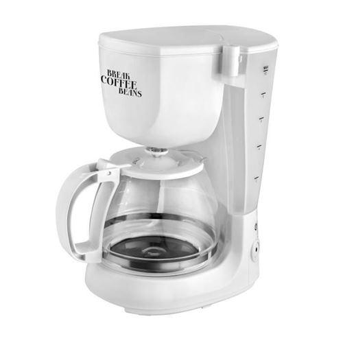 Cafetière filtre TKG (TEAM KALORIK) CM 1021 W