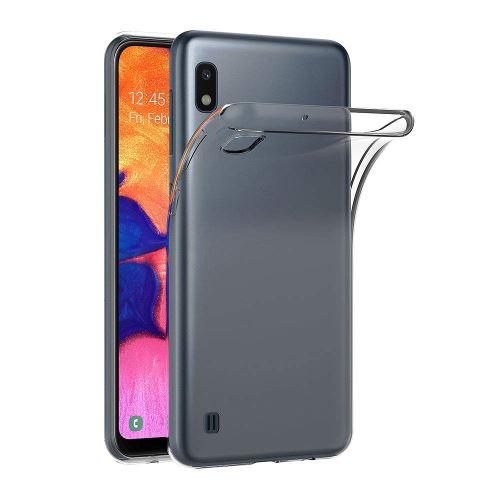 Coque Gel TPU Transparent pour Samsung Galaxy A10 [Phonillico®]