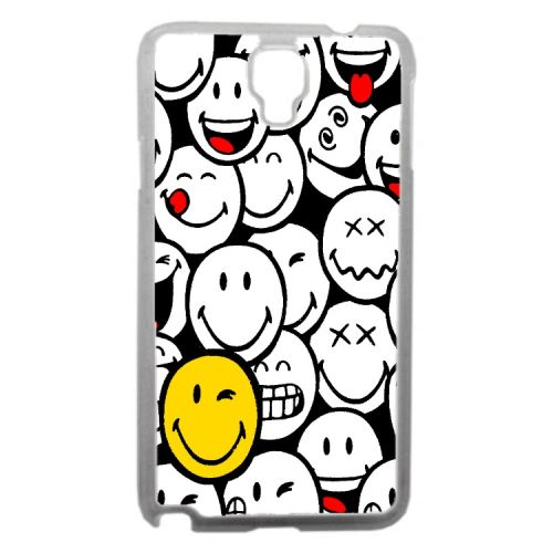 Coque Humour Smiley Emoticone Compatible Samsung Galaxy Note 3 Neo Etui Pour Telephone Mobile Achat Prix Fnac