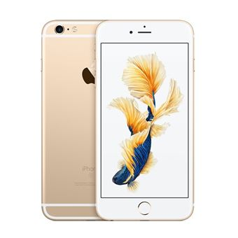 apple iphone 6s 16 go or reconditionn ou occasion smartphone achat prix fnac. Black Bedroom Furniture Sets. Home Design Ideas