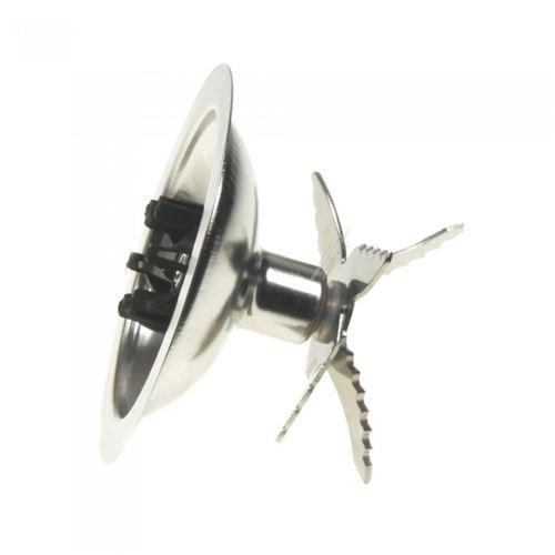 Couteau + entraineur noir pour grand bol mixeur/blender lagrange - qilive - h266219