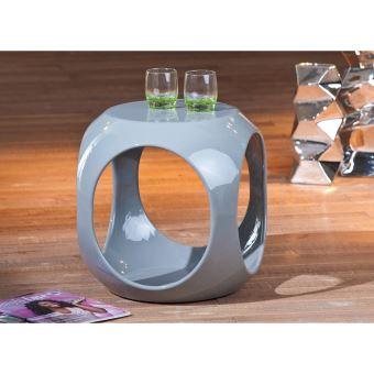 Table basse bout de canapé table d´appoint de salon jardin design ...