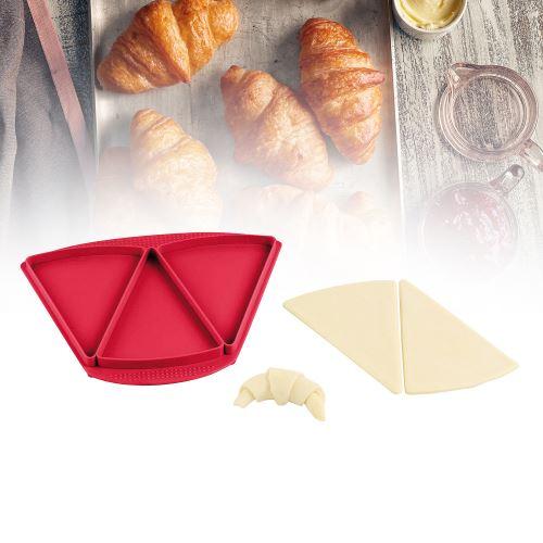 Moule emporte pièces pour croissants