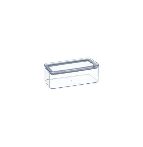 Boîte rectangulaire 1000 mL - Plastique