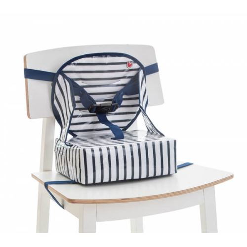 Rehausseur easy up blue stripes - baby to love